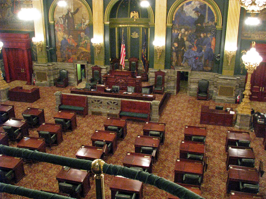 Pennsylvania senate