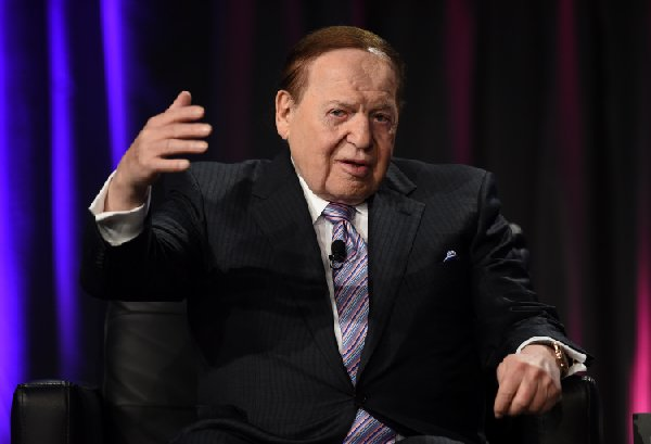 Adelson said to have not decided yet on whom to support for the Republican nomination