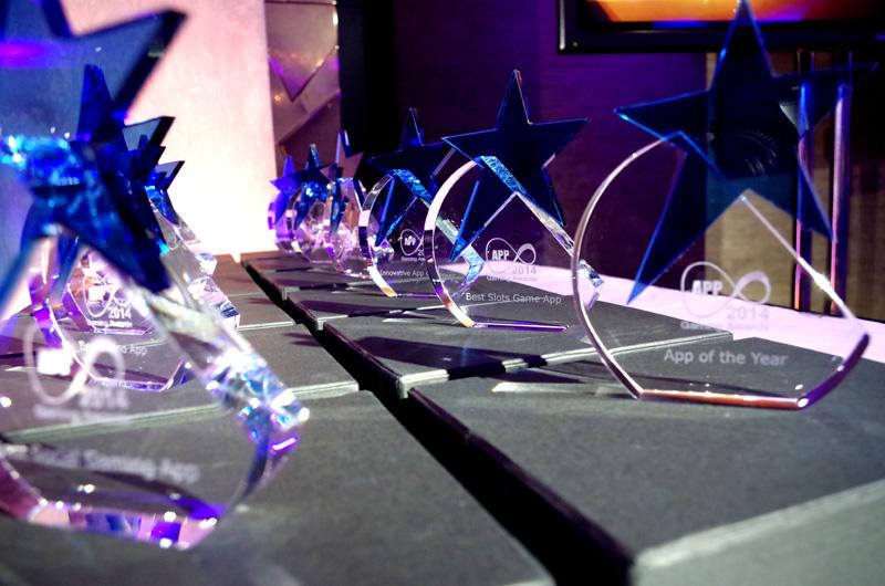 Awards trophy