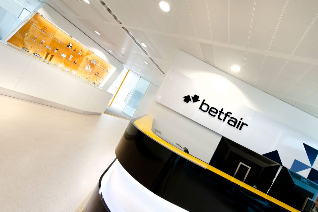 Betfair offices