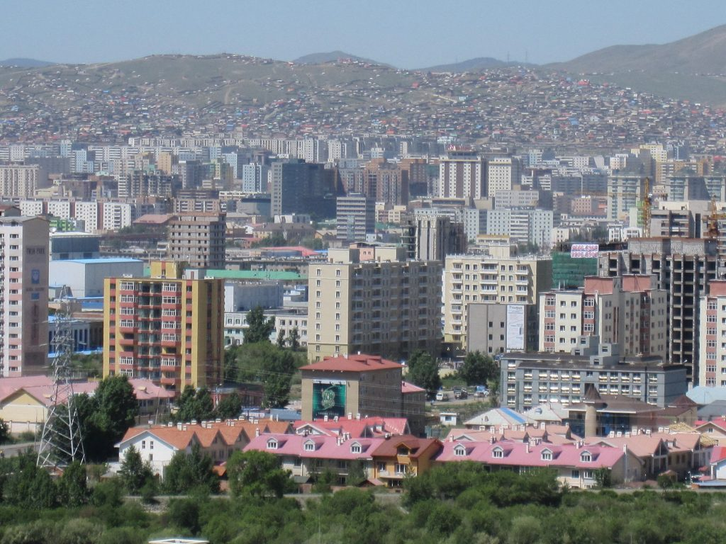 Mongol capital
