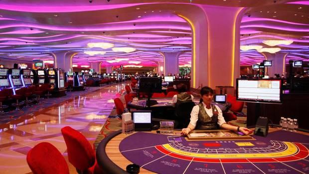 t.h.e. hotel & vegas casino in jeju island