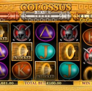 Colossus Fracpot game