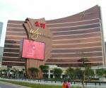 Wynn Macau was built back in 2006