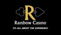 Rainbow casino cardiff logo