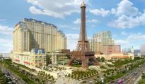 The new Sands' Parisian